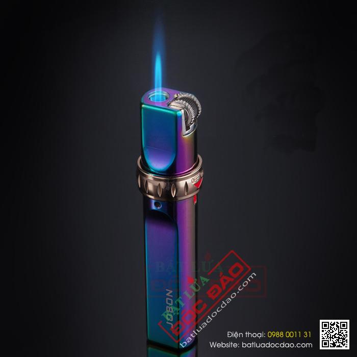 Bật lửa jobon khóa tròn xoay - Mã SP: BLZB633A