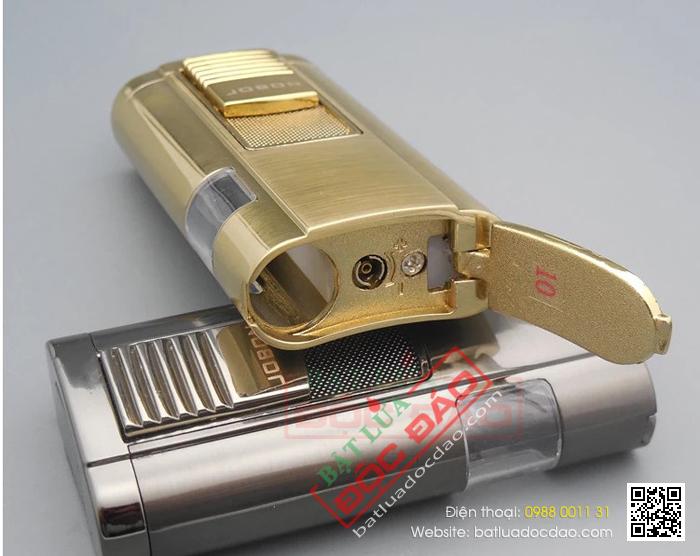 Bật lửa jobon kèm theo tẩu - Mã SP: BLZB020