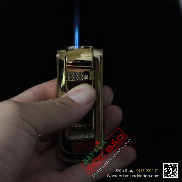 Bật lửa jobon kẻ ô lên xuống - Mã SP: BLZB023