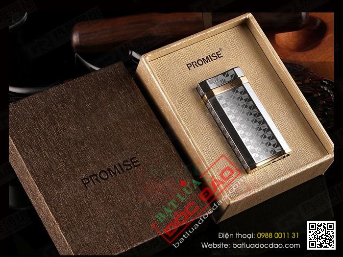 Bật lửa cảm ứng Promise lắc rung - Mã SP: BLP515