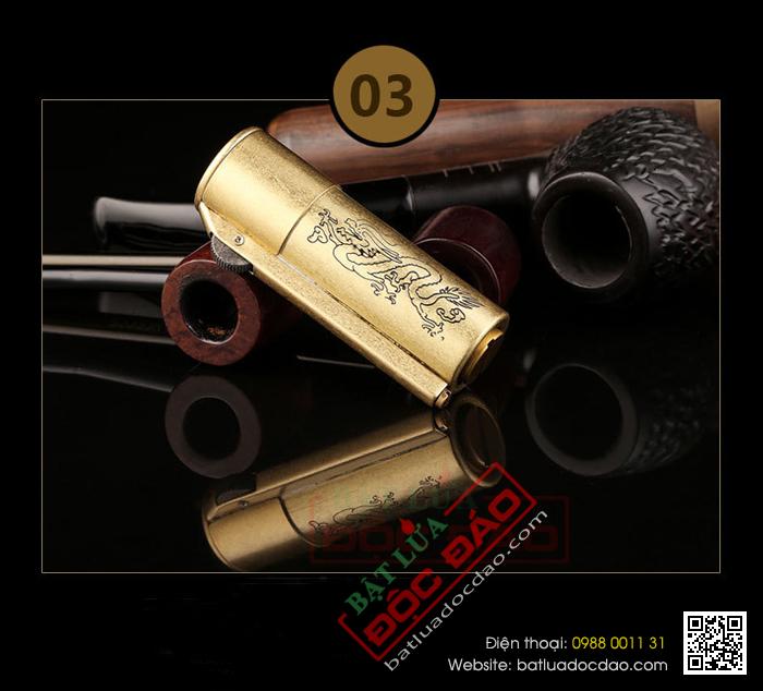 Bật lửa xăng đá  Promise - Mã SP: BLBNC001