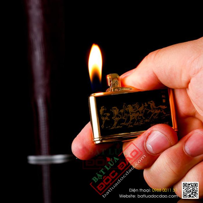 Bật lửa gas Promise - Mã SP: BLBNC002A