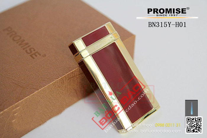 Bật lửa Promise chính hãng - Mã SP: BLBN315Y