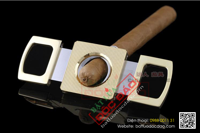 Dao cat xi ga Cigar Cohiba C878 qua tang sep