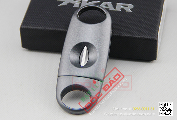 Dao cat xi ga Cigar Xikar C007 qua tang sep