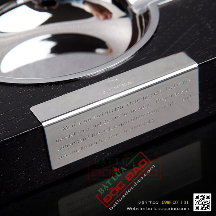 Gạt tàn Cigar Cohiba cao cấp - Mã SP: C3018B