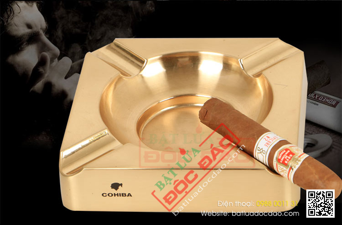 Gat tan xi ga Cohiba C3025B chinh hang qua tang sep