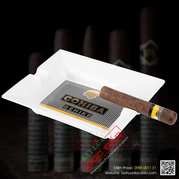 Gat tan Cigar gat tan xi ga Cohiba 510 4A mua o dau