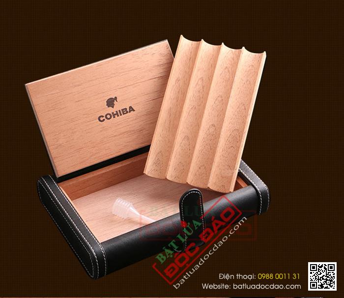 Ban bao da dung Cigar xi ga cao cap tai Ha Noi