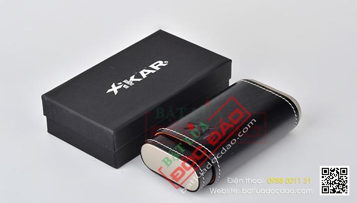 Shop chuyen ban bao da xi ga Cigar Xikar 243BK chinh hang tren toan quoc