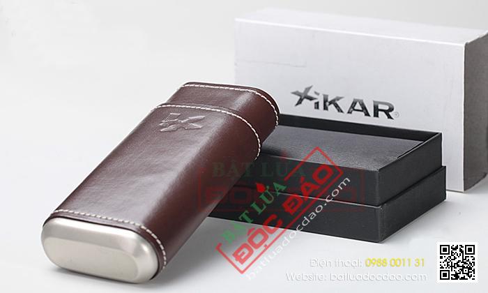 Gia bao da dung xi ga Cigar Xikar chinh hang