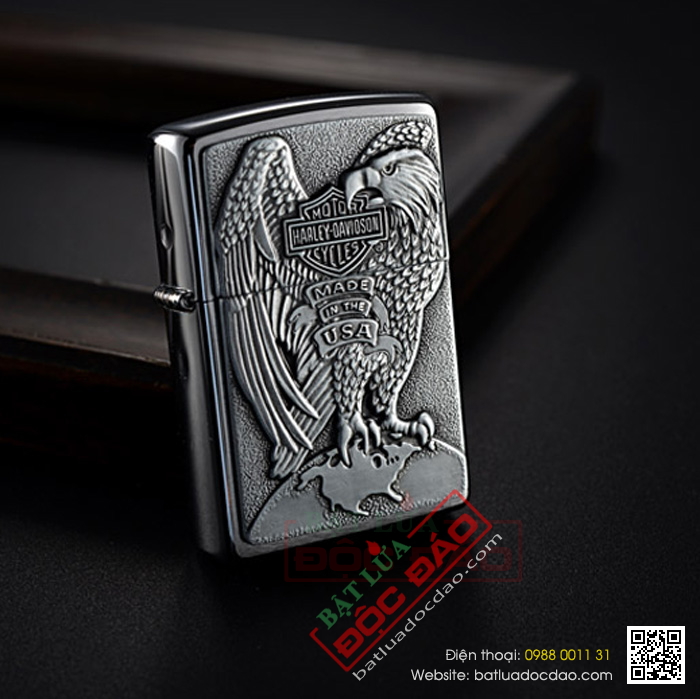 Shop ban bat lua zippo Z006 usa my chinh hang tren toan quoc