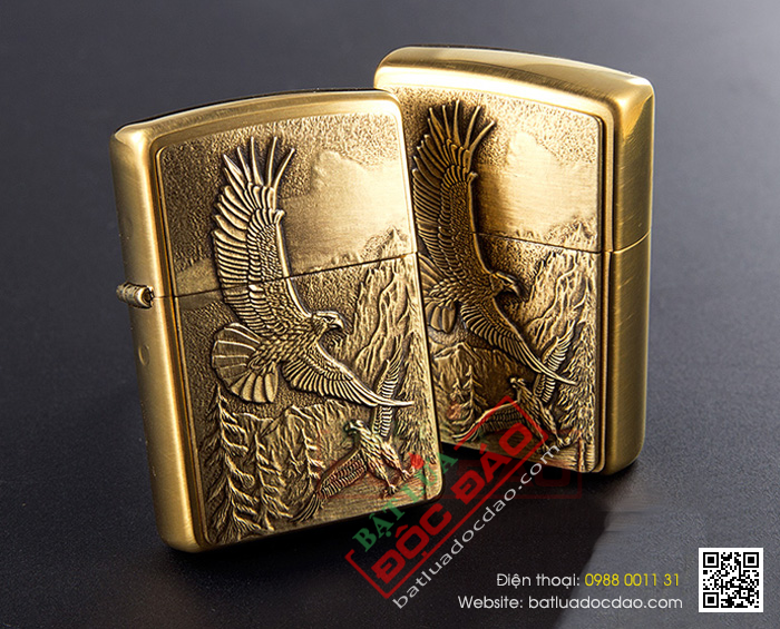 Shop ban bat lua zippo Z009 usa my chinh hang tren toan quoc
