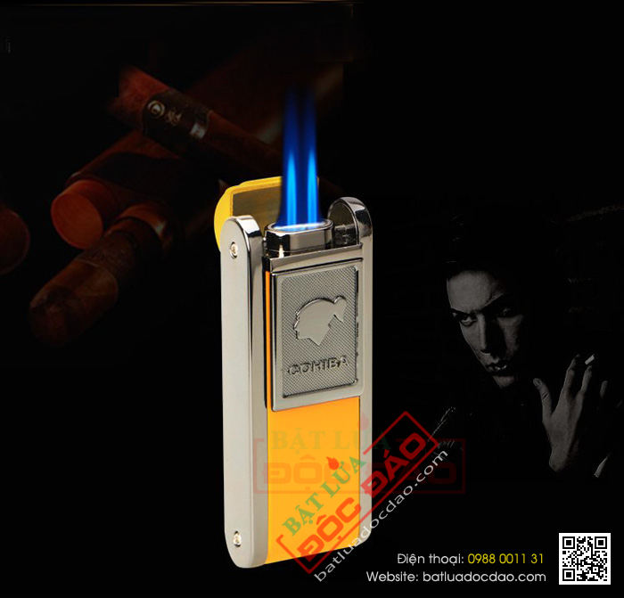 Bán bật lửa xì gà, bật lửa khò Cohiba cao cấp giá tốt