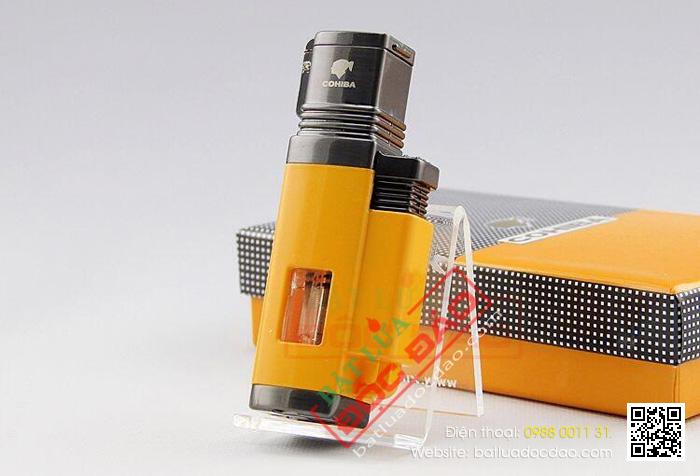 Top bật lửa xì gà Cohiba 4 tia H092 bán chạy nhất hiện nay 1462928586-bat-lua-cigar-cohiba-hop-quet-cigar-cohiba-bat-lua-kho-xi-ga-cohiba-1