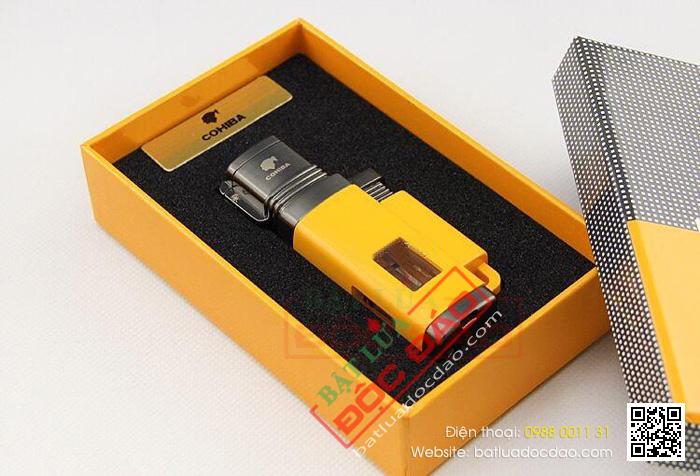 Top bật lửa xì gà Cohiba 4 tia H092 bán chạy nhất hiện nay 1462928586-bat-lua-cigar-cohiba-hop-quet-cigar-cohiba-bat-lua-kho-xi-ga-cohiba-10