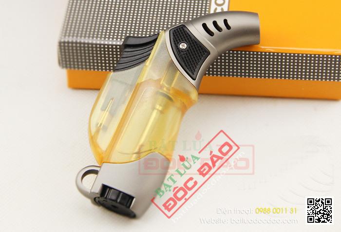 Bật lửa khò hút Cigar Cohiba chính hãng - Mã SP: BLH102