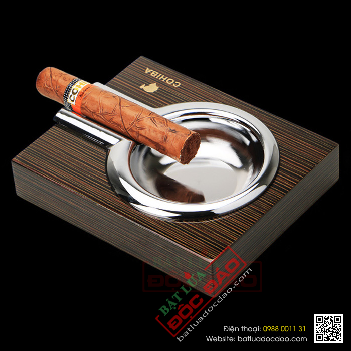 Dia chi ban gat tan Cigar Cohiba chinh hang uy tin