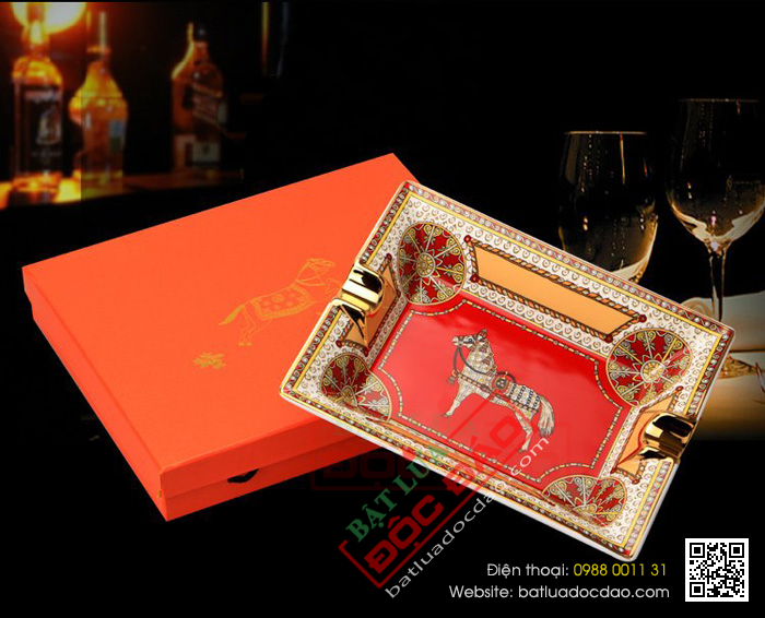 Dia chi ban gat tan Cigar Cohiba G234 chinh hang uy tin