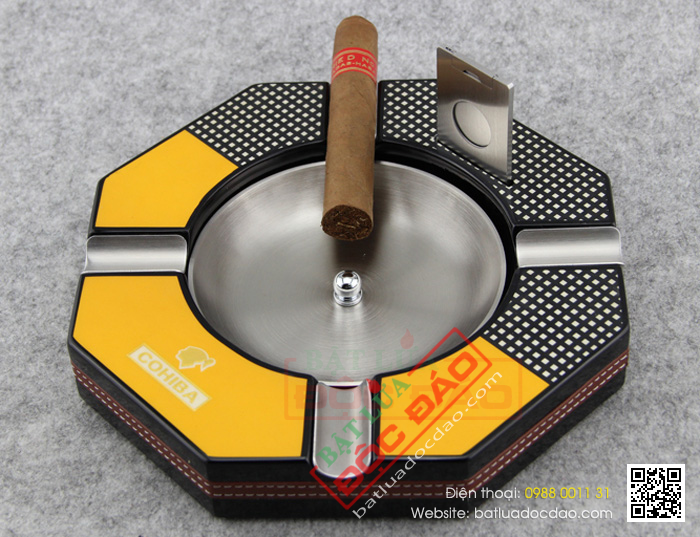 Shop ban gat tan xi ga Cigar Cohiba chinh hang tai Ha Noi