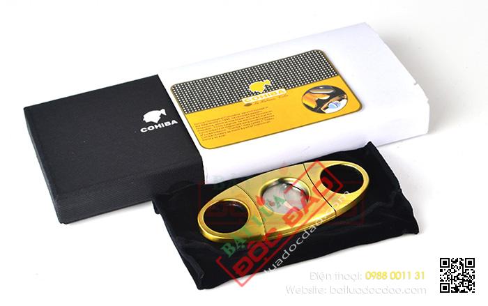 Dao cắt Cigar Cohiba chính hãng - Mã SP: BLC803D