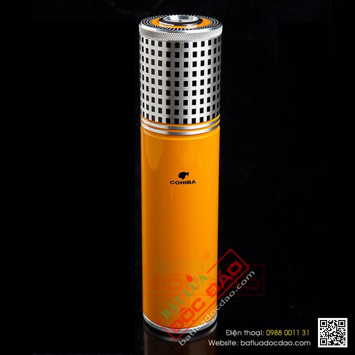 Giá ống đựng xì gà màu vàng Cohiba P312A?