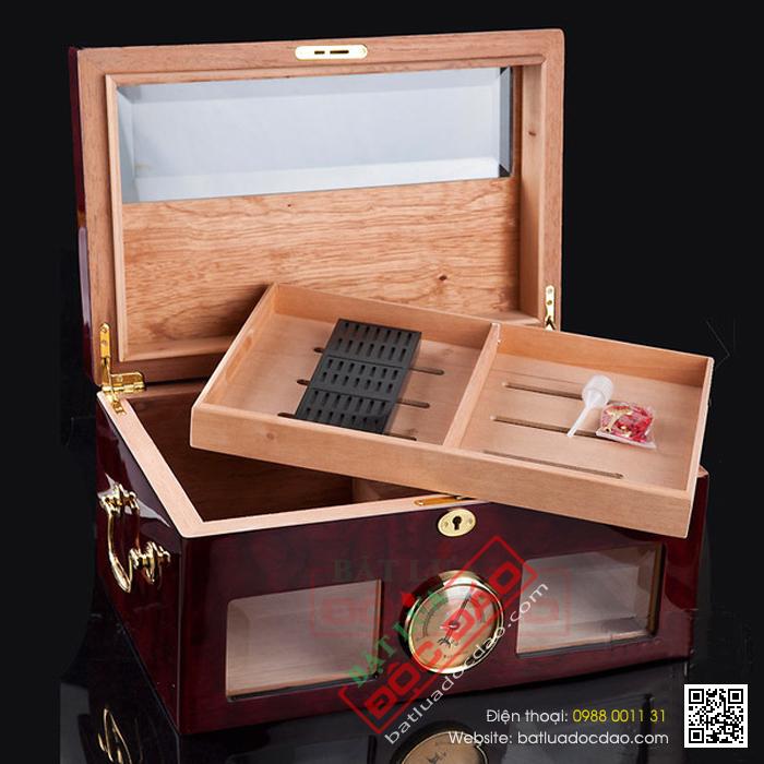 Địa chỉ bán tủ xì gà (cigar) chính hãng uy tín tại Hà Nội? (H532B) 1463708803-hop-dung-xi-ga-hop-bao-quan-xi-ga-hop-hop-giu-am-xi-ga-hop-giu-am-cigar-h532b-3
