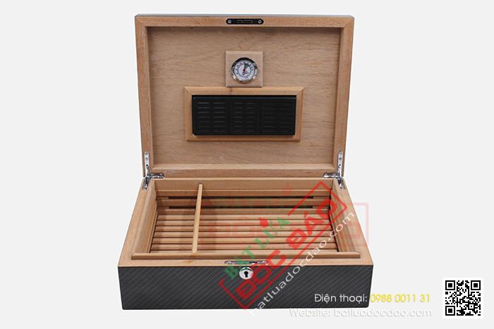 Hop giu am Cigar hop bao quan Cigar Cohiba H771 cao cap